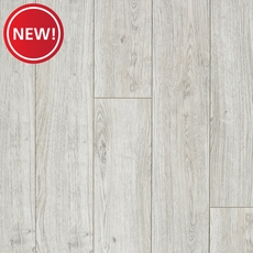 New! Alabaster Oak Water-Resistant Laminate