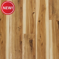 New! White Grove Hickory Hand Scraped Water-Resistant Laminate