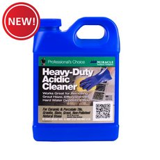 New! Miracle Heavy Duty Acid Cleaner