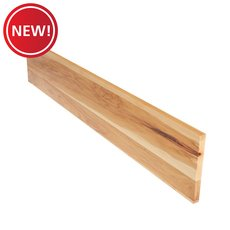 New! Color 29068TW Hickory Stair Riser - 42 in.