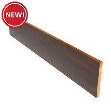 New! Color 29187TW Acaia Stair Riser - 42 in.