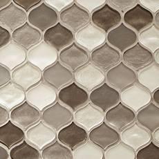 Prosecco Lantern Glass Mosaic