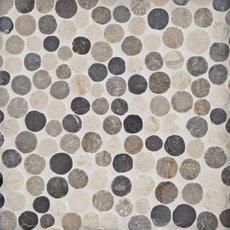 Corsica Blend Pebble Mosaic