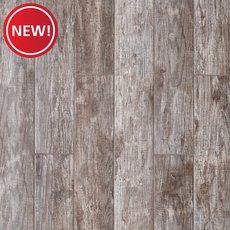New! Arden Manor Brown Wood Plank Porcelain Tile