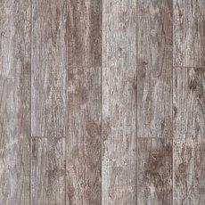 Arden Manor Brown Wood Plank Porcelain Tile