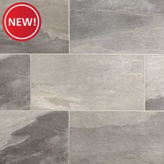 New! Stoval Grey Porcelain Tile
