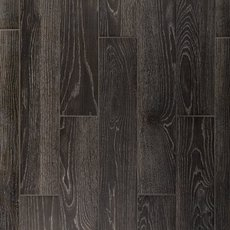 Chamberlain Dark Wood Plank Porcelain Tile