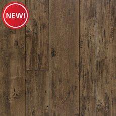 New! Watch Tower Rigid Core Luxury Vinyl Plank - Cork Back