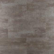 Gilded Concrete Rigid Core Luxury Vinyl Tile - Cork Back