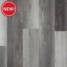 New! Musical Ombre Rigid Core Luxury Vinyl Plank - Cork Back