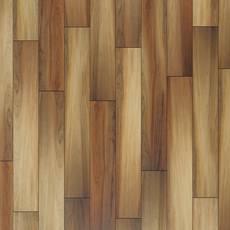 Vivenda Polished Wood Plank Porcelain Tile