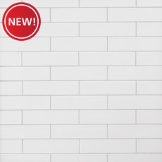 New! Meringue Matte Ceramic Tile