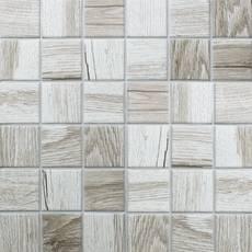 Drift Matte 2 in. Square Porcelain Mosaic