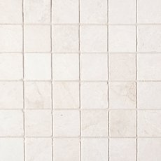Botticino 2 in. Square Marble Mosaic