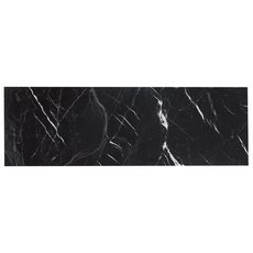 Sable Black Polished Marble Tile