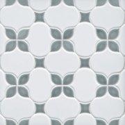 Iris Dust Polished Porcelain Mosaic