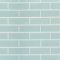 Silhouette Rain Polished Ceramic Tile