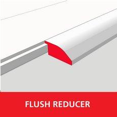 Color 37724P 78 in. Solid Hardwood Flush Reducer