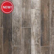 New! Fair Haven Wood Plank Porcelain Tile