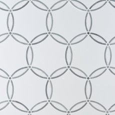 Celine Mother of Pearl and Latin Gray Mosaic