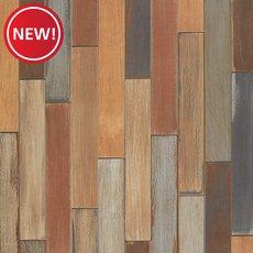 New! Havana Wood Plank Porcelain Tile