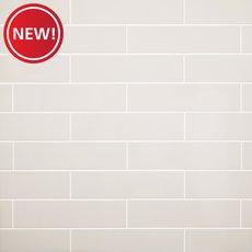 New! Metro Gray Polished II Ceramic Tile