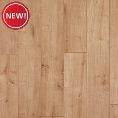 New! Lambent Blonde Oak Water-Resistant Laminate