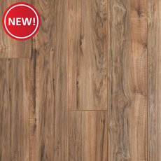 New! Alder Pecan Tan Water-Resistant Laminate