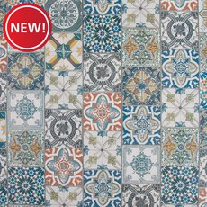New! Abbot Tile Aqua Water-Resistant Laminate