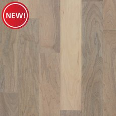 New! Shell White Walnut Acrylic Infused Engineered Hardwood