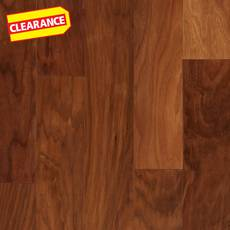 Clearance! Premier Performance Golden Taupe Walnut Acrylic Infused Engineered Hardwood