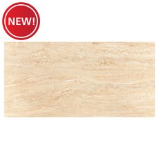 New! Cypress Beige Polished Porcelain Tile