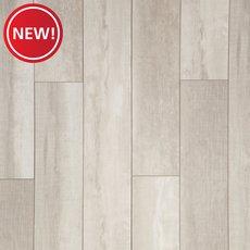 New! Ivory Coast Rigid Core Luxury Vinyl Plank - Cork Back