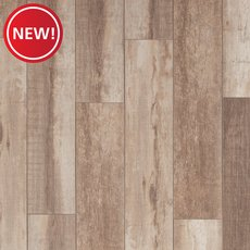 New! Terracotta Sunset Rigid Core Luxury Vinyl Plank - Cork Back