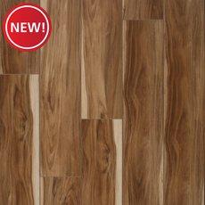 New! Spalted Beech Rigid Core Luxury Vinyl Plank - Cork Back