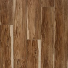 Spalted Beech Rigid Core Luxury Vinyl Plank - Cork Back