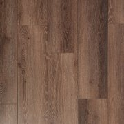 Mocha Ceruse Rigid Core Luxury Vinyl Plank - Cork Back