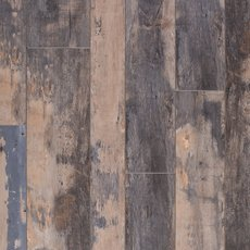 Rustic Blue Haze Rigid Core Luxury Vinyl Plank - Cork Back