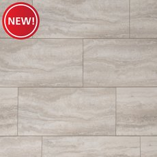 New! Cityscape Rigid Core Luxury Vinyl Tile - Foam Back