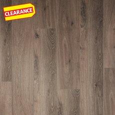Clearance! Silver Chain Rigid Core Luxury Vinyl Plank - Foam Back