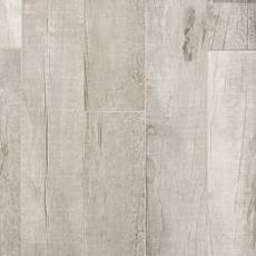 Frontier White Wood Plank Porcelain Tile