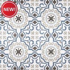 New! Royal Blue Matte Porcelain Tile