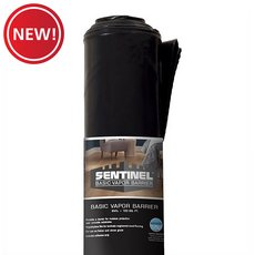 New! Sentinel Moisture Barrier Polyethylene Film