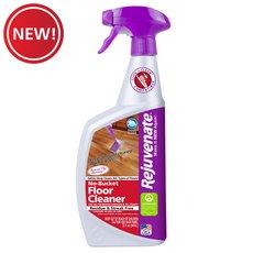 New! Rejuvenate Floor Cleaner - No Bucket Needed