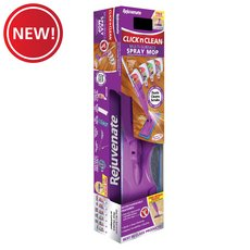 New! Rejuvenate Click N Clean Multi Surface Spray Mop