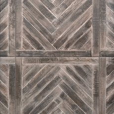 York Parquet Wood Plank Porcelain Tile