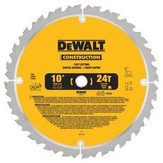 DeWalt 10in. 24T Large Diameter Jobsite Saw Blade