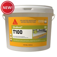 New! Sika T100 All In One Hybrid Wood Adhesive