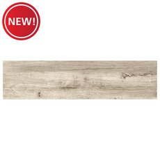 New! Mansfield Ash II Wood Plank Porcelain Tile