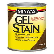 Minwax Walnut 606 Gel Stain